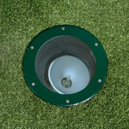 Olympus 70 Recessed Uplight - 70w 36° - Green