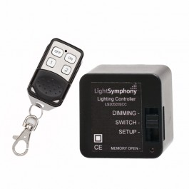 1 Channel Starter Kit: Key Fob - 1 Channel  Controller