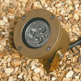 Atlantus Underwater Light - Brass
