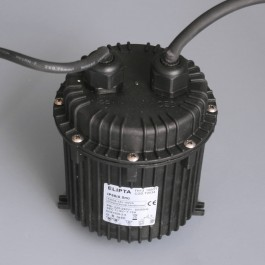 Ground Burial Transformer - 12v ac - 100va