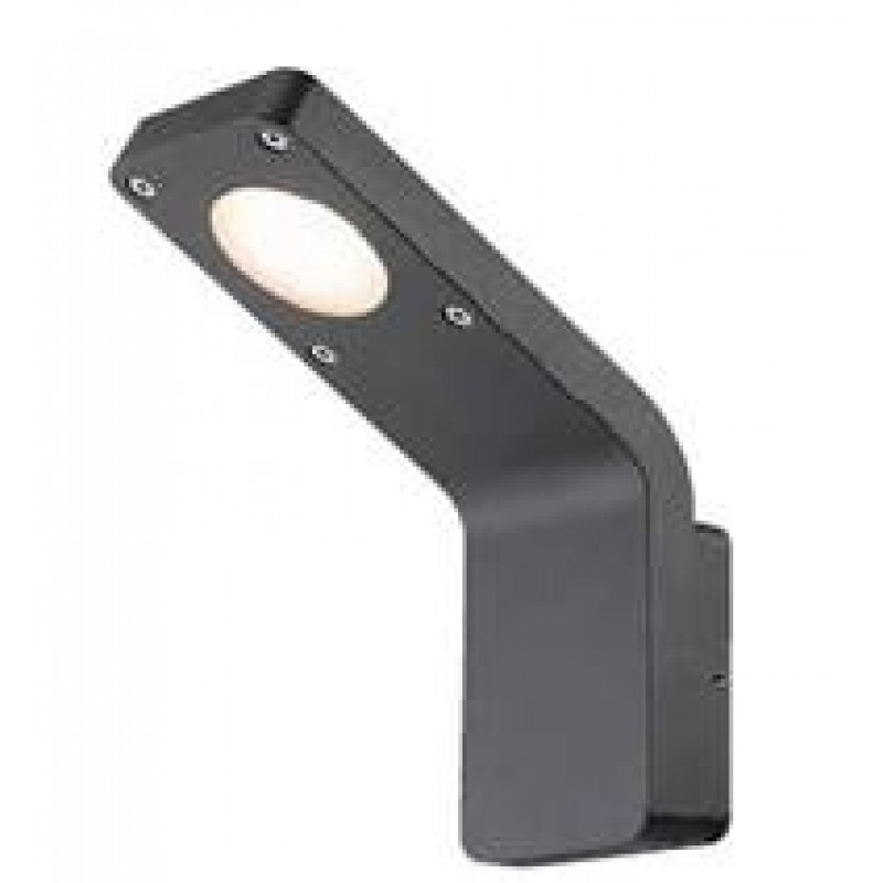 Insika Outdoor Wall Light - Warm White - Graphite