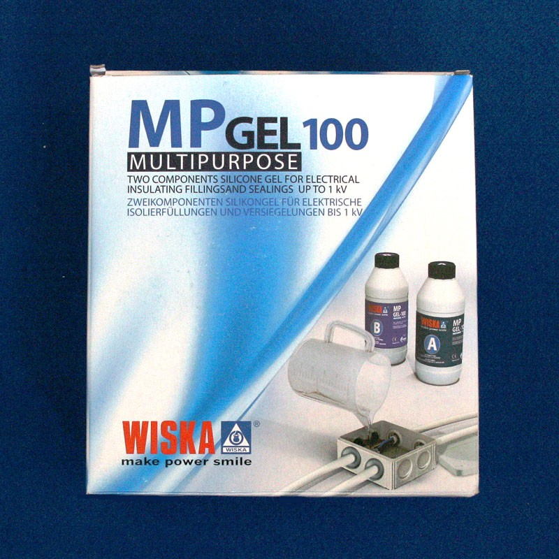 MPGEL Re-enterable Clear Sealant 1 litre Bottle