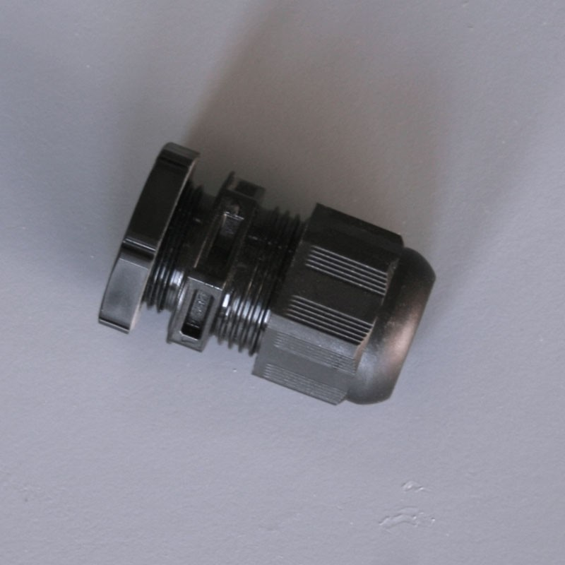 20mm Cable Glands - available in black or white