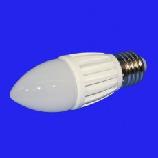 Elipta 5.9w LED Candle Lamp 470lm 2700K 240v Non-dimmable