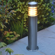Alto 60 Bollard Light - Stainless Steel