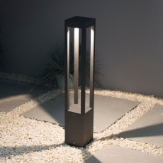 Matrix Bollard Light - Graphite