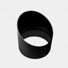 Elipta Glare Shield 48mm - Black