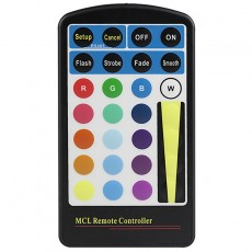 Remote Controller for GL Series RGB Lights