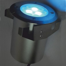 Elipta Lumimax RGB - RGB Recessed Light with Frosted Lens