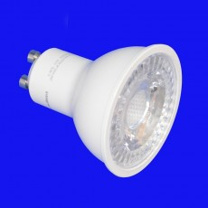 Elipta 7w 380lm GU10 LED - Warm White - 2700K 38° Dimmable CRI95