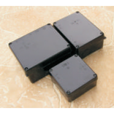 Junction Boxes with plain sides