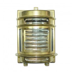 Elipta Dartmouth Outdoor Wall Light - Solid Brass
