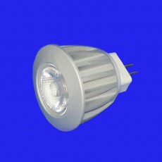 3w MR11 COB Lamp - Warm White 25° - 12v - 250lm