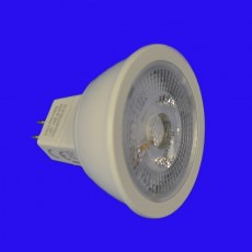 Elipta 5w LED Lamp - Warm White - 12v MR16 410lm 2700K 36°