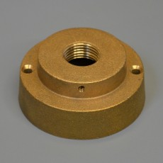 Brass Surface/Deck Mount