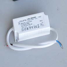 Elipta 15w - 24v dc -  IP67 Potted LED Power Supply