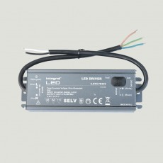 99w - 24v DC Potted IP65 Power Supply - Sheathed Cables