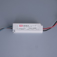 20w - 12v dc - Potted LED Power Supply