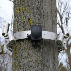 Elipta Tree Bracket (2 Halves) With Enclosures 700mm