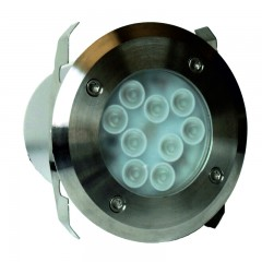 Lumimax  - Warm White 18w Recessed Light with Frosted Lens