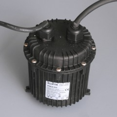 Ground burial garden lighting transformers