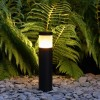 Elipta Compact Bollard Light - Black - 12v G4