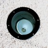 Elipta Persius 35 Recessed Uplight - 35w 36° - Black