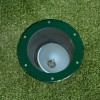 Elipta Persius 35 Recessed Uplight - 35w 36° - Green