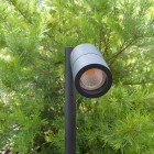 Pole Spot Solo - Black - 12v Outdoor Spotlight