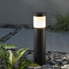 Elipta Compact Bollard Light - Black - 240v
