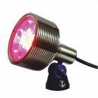 Luxes RGB - RGB 18w Spotlight with Clear Lens