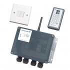 2 Channel Starter Kit: Handset - Wall Switch - 2 Channel Controller