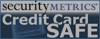 Security Metrics - Credit Card Safe