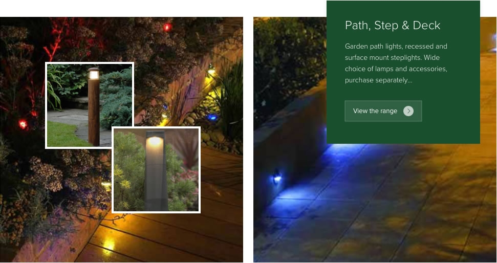 Deck-Lights-Path-Lighting-Copper-Bollard-Driveway-Lights