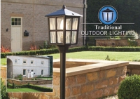 Traditional outdoor lighting brochure