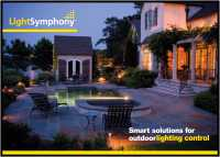 Light Symphony remote control system brochure