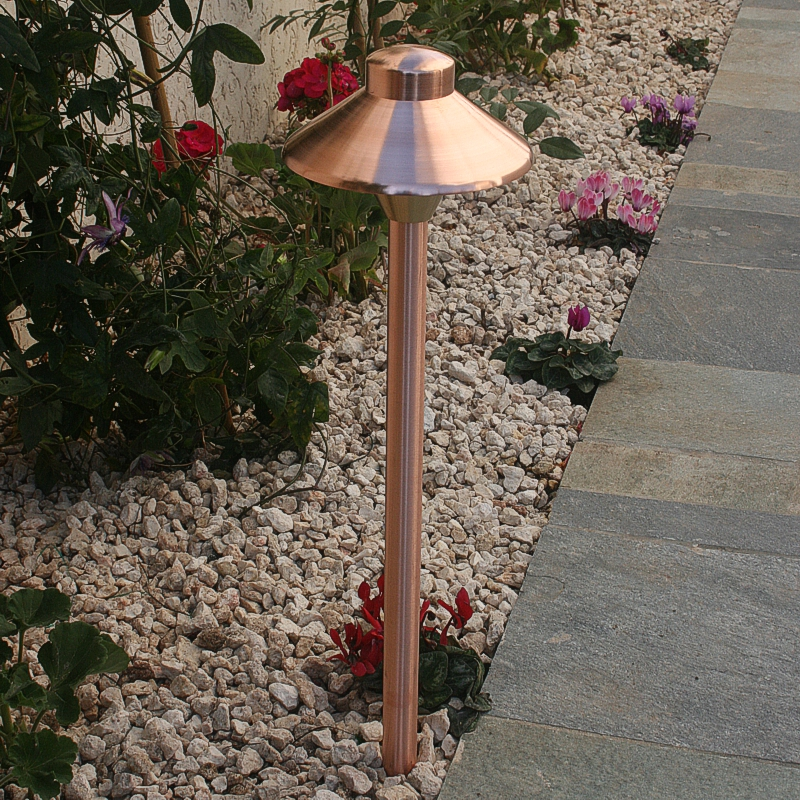 Nova garden spreadlight is a stylish lighting choice for the modern terrace or garden