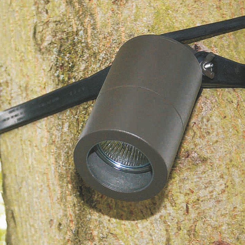 COMPACT tree mount spotlight
