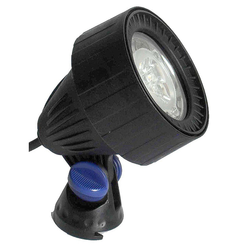 Lunar budget-priced underwater light