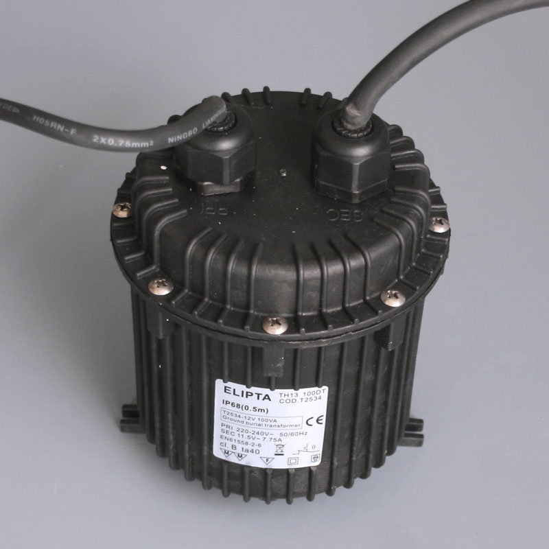 Ground Burial Exterior Transformer